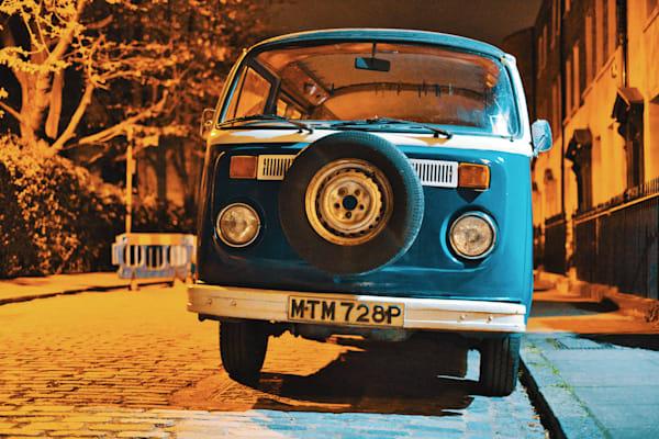 Van Of The Night Art   Martin Geddes Photography