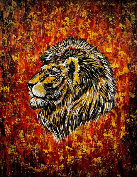 King Eternal Art | Anthony Joseph Art Gallery