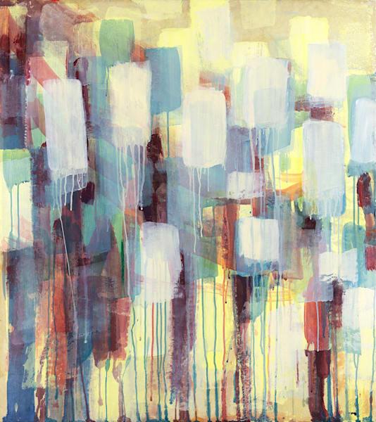 Canopy Lights Art | Caroline Wright Art