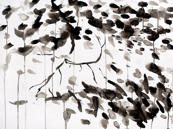 Leaf Dance No. 1 Art | Caroline Wright Art