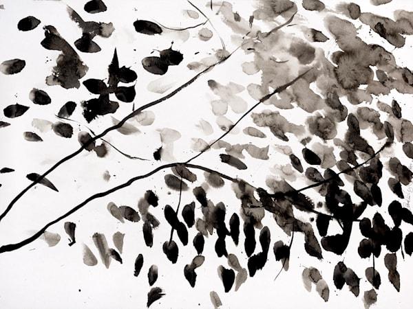 Leaf Dance No. 2 Art | Caroline Wright Art