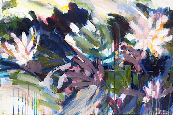 Night Bloomers Art | Caroline Wright Art