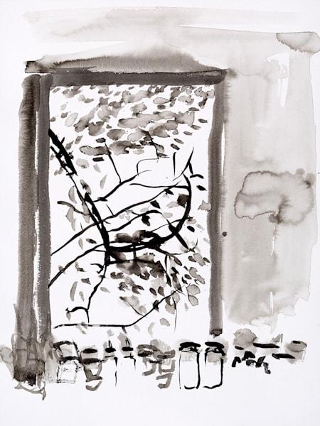 Out My Window Art | Caroline Wright Art