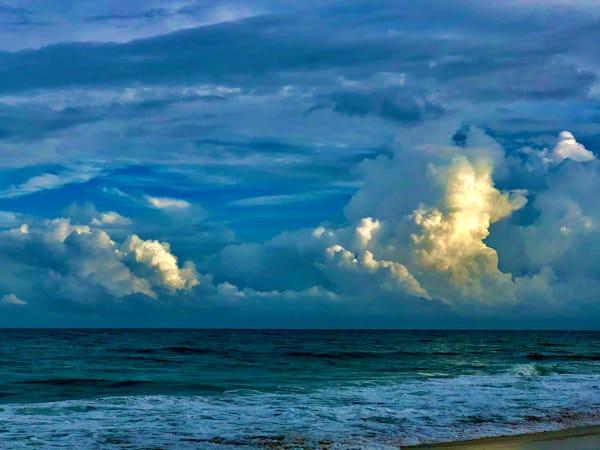 'lantana Beach, Fl.. Ii'' Art | Cera Arts