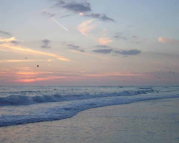 Blue Sunset Photography Art | It's Your World - Enjoy!