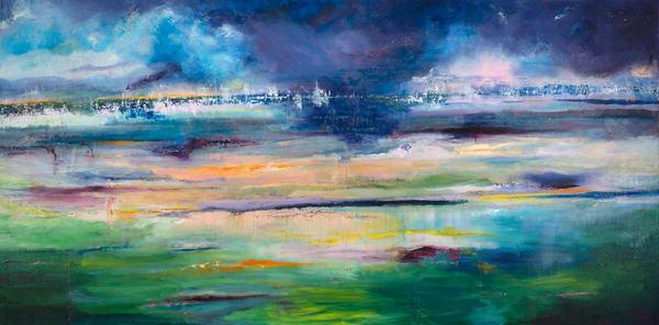 Multiple Horizons Art | Ruth Feldman Fine Art