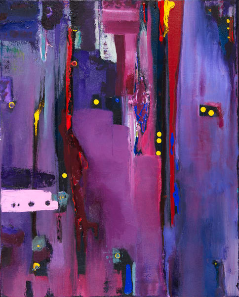 Night Vision Art | Ruth Feldman Fine Art