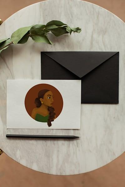Colors Greeting Cards ( Set Of 3) | Anita's Art