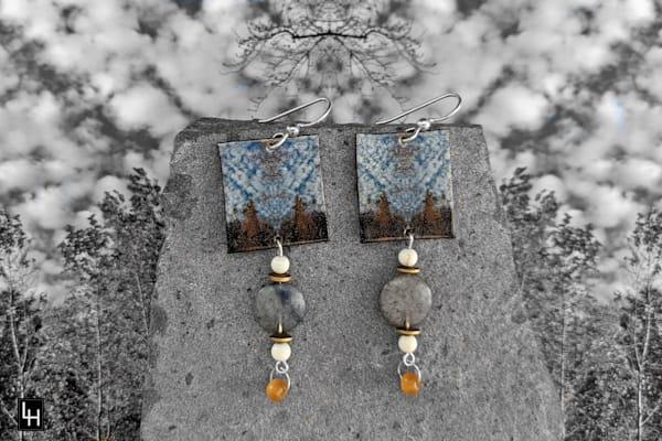 Mirror 210_No 2 Earrings
