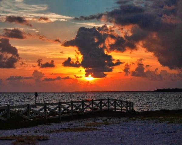 Apollo Beach Sunset Photography Art | It's Your World - Enjoy!