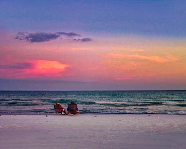 Beach Solitude Photography Art | It's Your World - Enjoy!