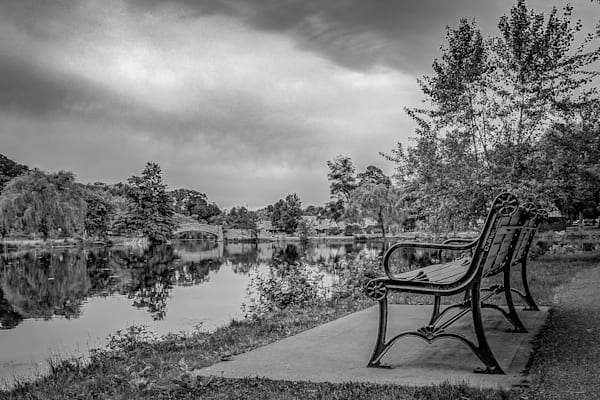 A Quiet Day In Verona Park Photography Art   Nick Levitin Photography