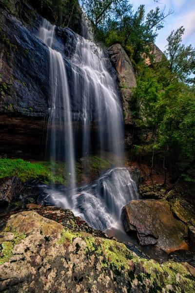 Griffin Falls - Alabama waterfalls fine-art photography prints