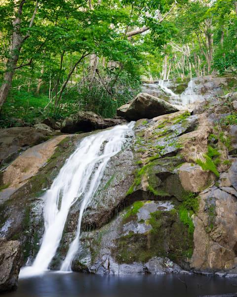 Wannabe Naturalist Shamokin Falls at the Wintergreen Resort, VA   Eugene L Brill