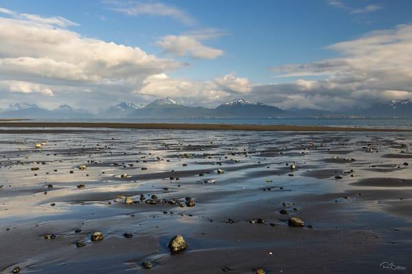 Bishop's Beach in Homer, Alaska.
