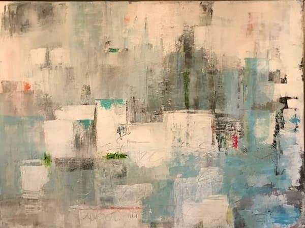 Blue Jam Art | B Mann Myers Art
