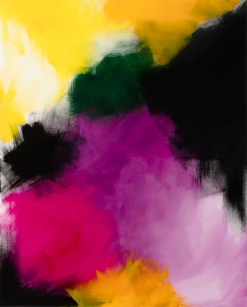 Smoky Pastels Art   Courtney Einhorn