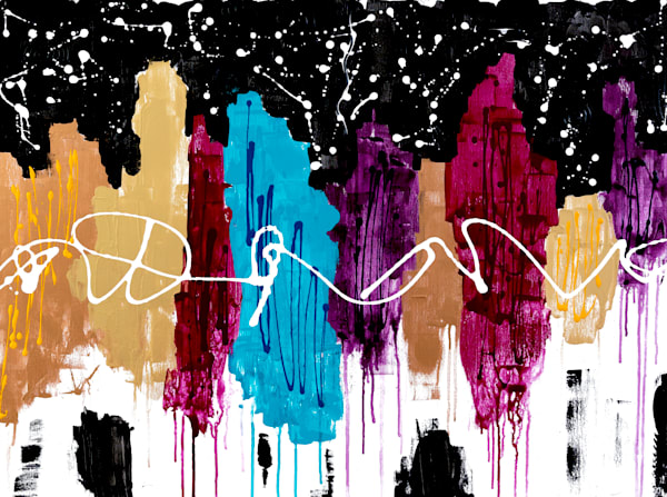 On Top Of The World Art   Courtney Einhorn
