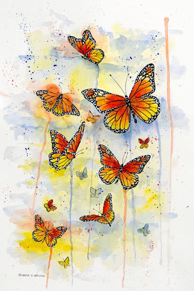 Butterfly 11 Art   Cincy Artwork