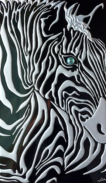 Zebra V1 Art | Alex Art Style