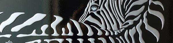 Zebra H1 Art | Alex Art Style