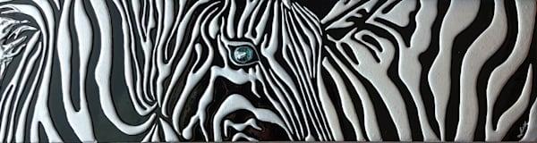 Zebra H2 Art | Alex Art Style