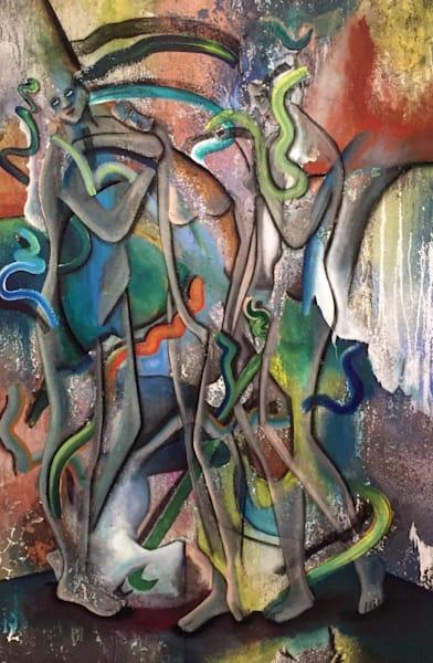 Theladies Art | Dodge Williams