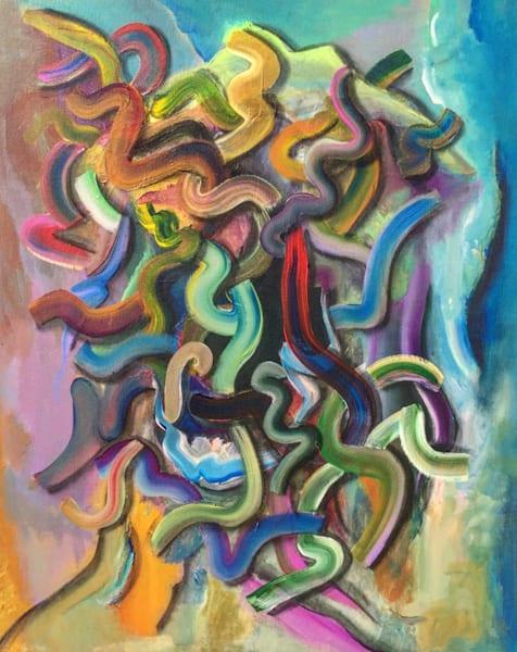 Swirls Art | Dodge Williams