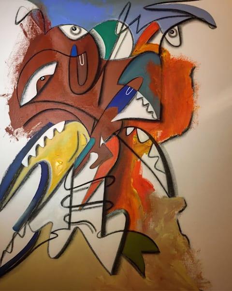 Scribbleface Art   Dodge Williams