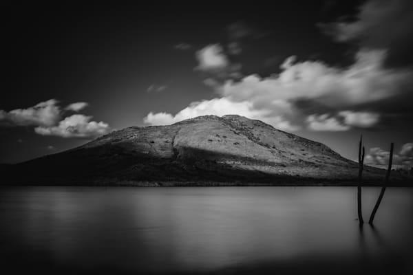 The Hangover At Lake Hodges Photography Art | Rinenbach Photography