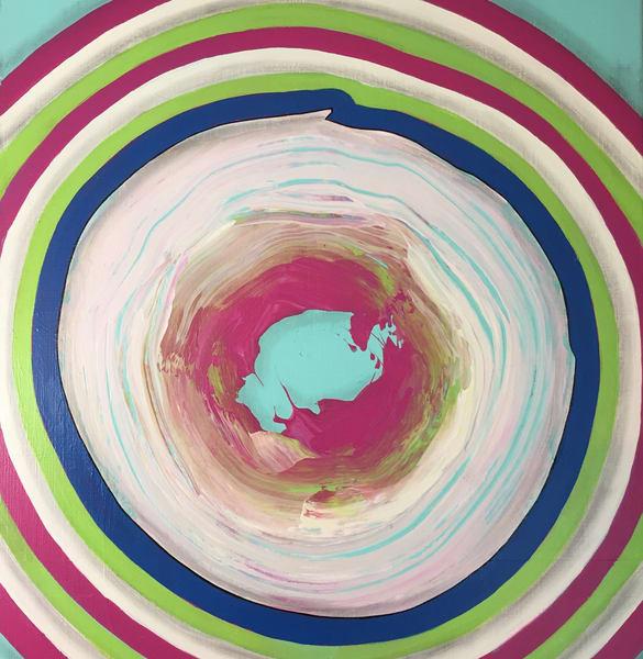 The Spiral Art | Dodge Williams