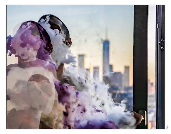"""Smoke Staxx #1"" Limited Edition Archival Inkjet Print Photography Art   Cid Roberts Photography LLC"