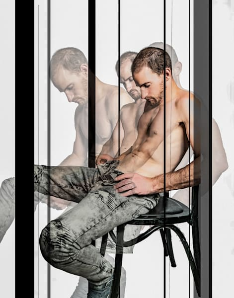 """""""Caged 3"""" Limited Edition Acrylic Photography Art   Cid Roberts Photography LLC"""