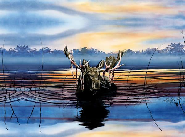 Moose Art   originalz