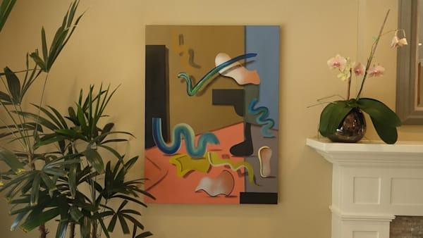 Wiggle Art   Dodge Williams