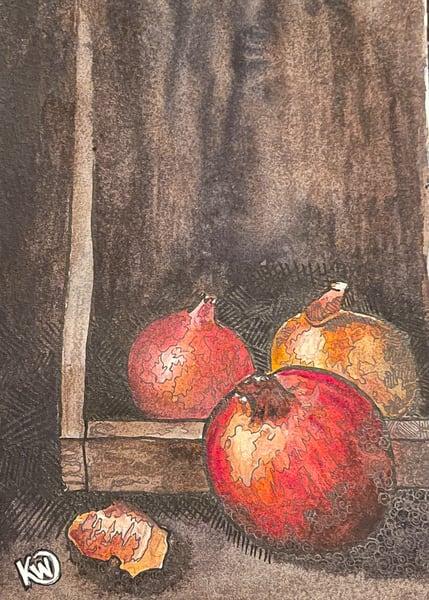 Onions Art | Water+Ink Studios
