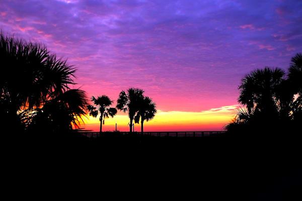 Emerald Coast Sunrise Tote Bag Photography Art   Silver Sun Photography