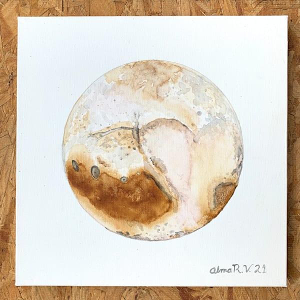 Pluto Latte Art | Alma Ruiz Velasco