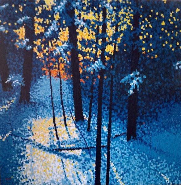 Winter Sanctuary Art | Jim Pescott Art