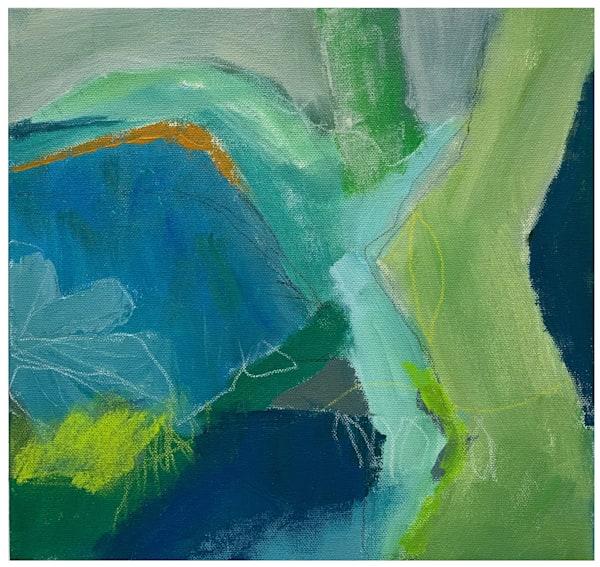Oaks I Art   Julie Brown Art