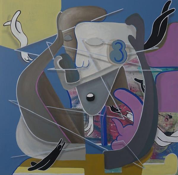Headache Art   Dodge Williams