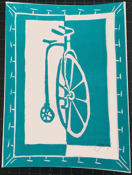 Bicycleforone Art   ART By George!