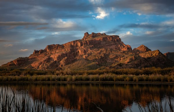 Red Mountain Susnset Photography Art | Kendall Photography & Fine Art
