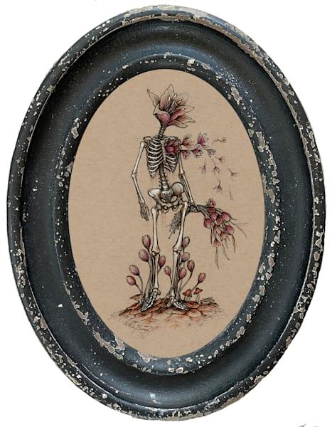 Flowerhead Wanderer Art | Artemesia Galerie