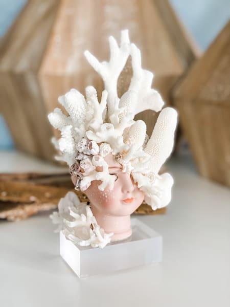 Coral Eye Art | Texas MerMade