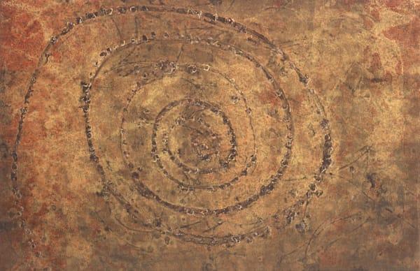 Spiral  Art   Norlynne Coar Fine Art