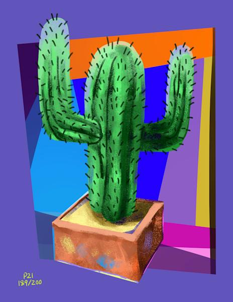 Great Cactus Art | Matt Pierson Artworks