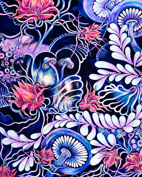 Symbiosis Art | Hava Gurevich Art
