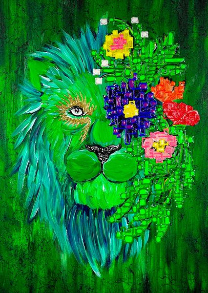 Hawaiian King Art | Anthony Joseph Art Gallery