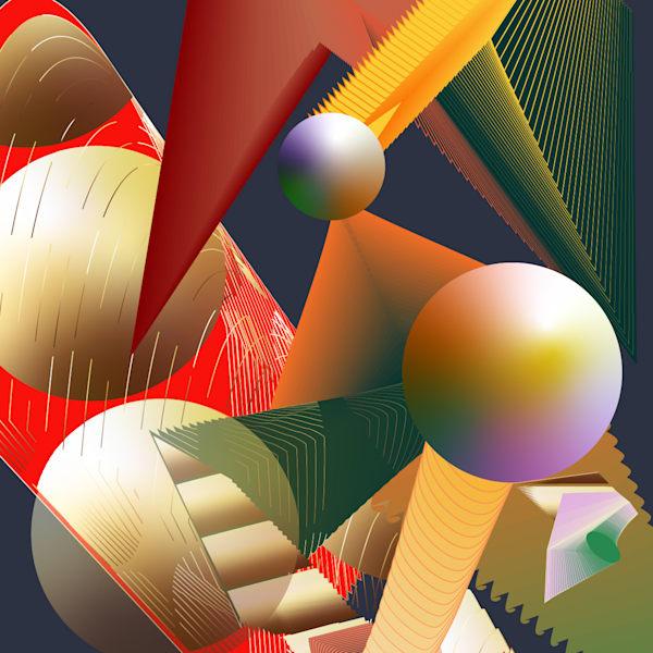 Archglobe Dimensions | Digital Print